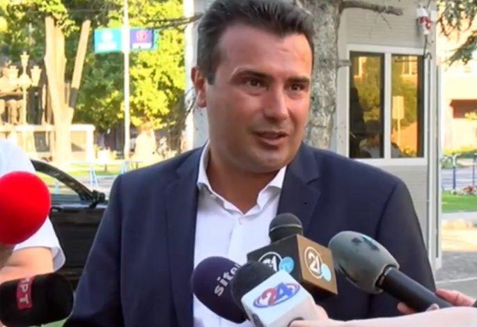 Откако продаде се, Заев ќе прифати дека македонскиот јазик е вештачки