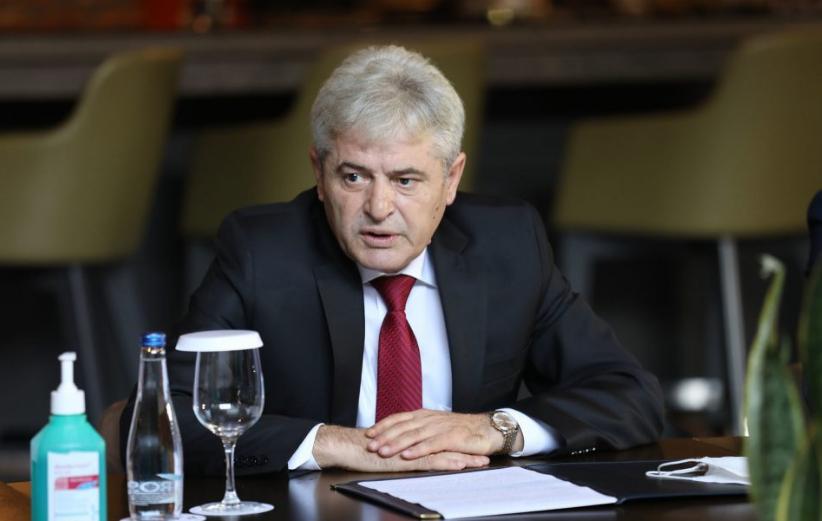 Ахмети до амбасадорот на ОБСЕ: Војната на ОВК беше војна за слобода и тоа ќе се докаже во Хаг