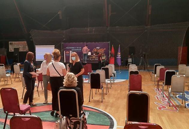 Алијансата за Албанците одржува Централно собрание во Гостивар