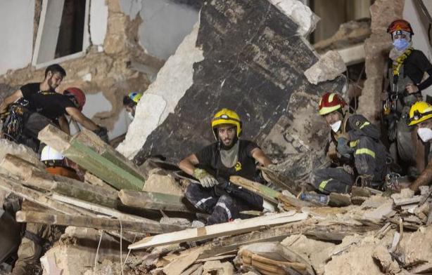 Заврши спасувачката акција во урнатините во Бејрут
