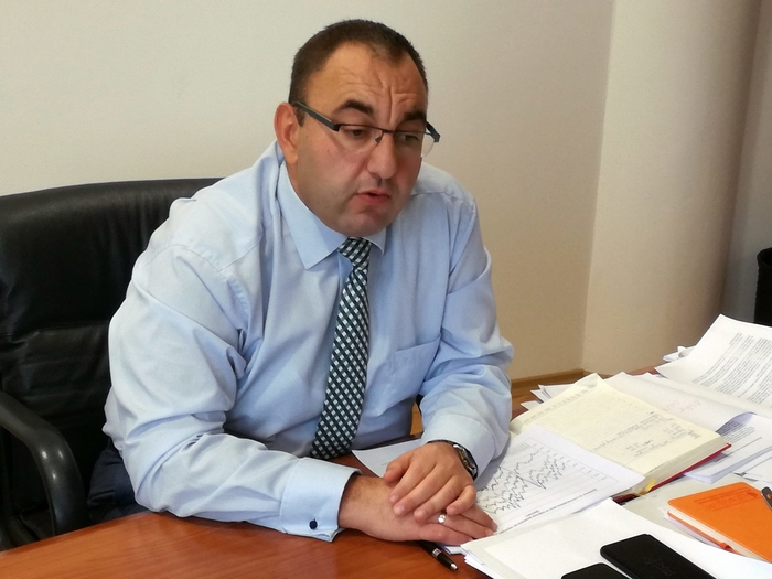 Ние не носиме одлука, вели Бислимовски, во однос на зголемување на цената на водата во Штип