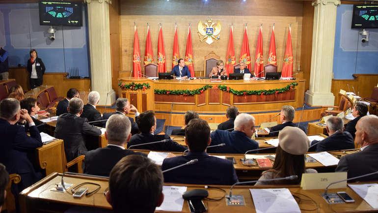 Во Подгорица утре конститутивна седница на новиот црногорски Парламент