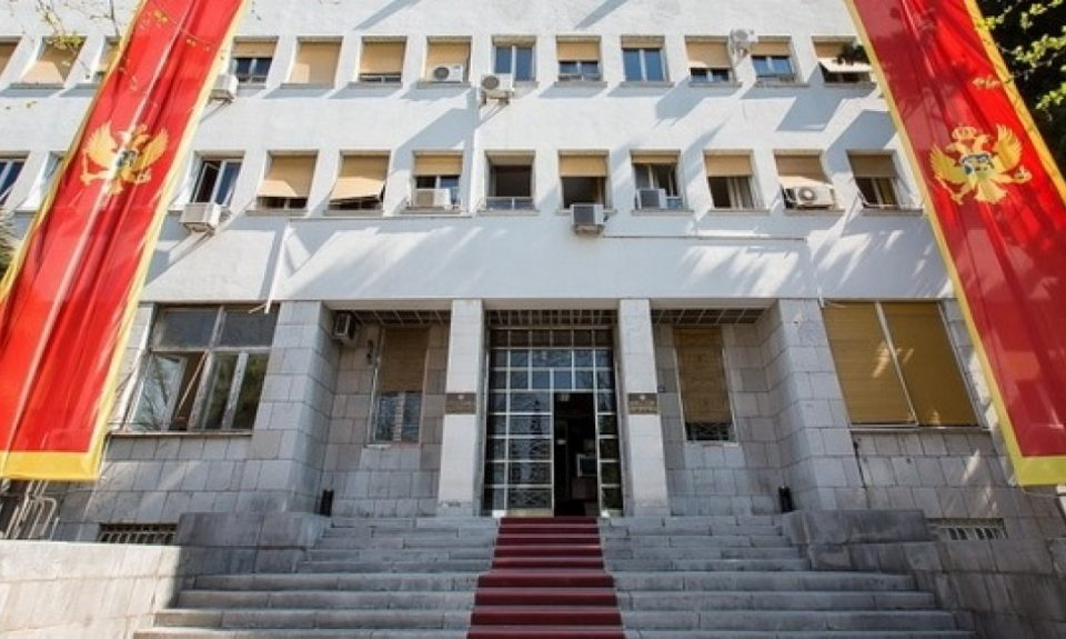 Конститутивна седница на црногорскиот Парламент на 23 септември