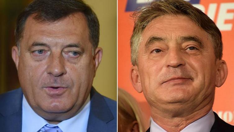Додик бара селење на Амбасадата на БиХ во Ерусалим, Комшиќ бара признавање на Косово
