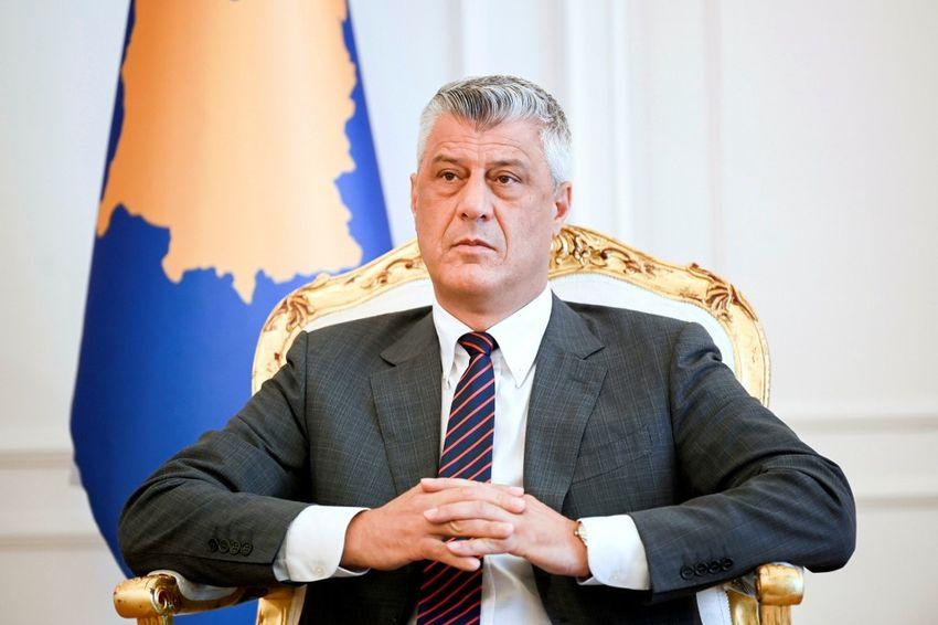 Тачи: Ќе поднесам оставка ако се покрене обвинение од Меѓународниот суд за Косово