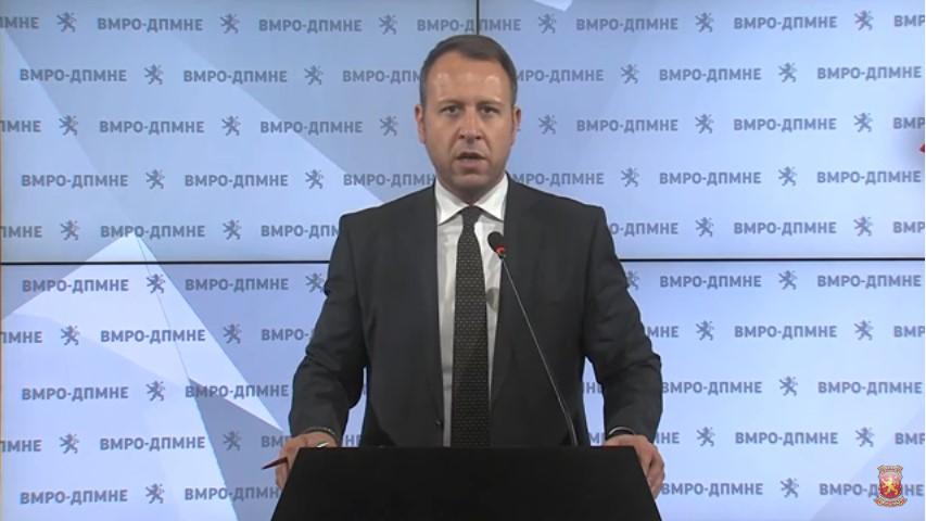 (ВИДЕО) Јанушев: Заев не набавува фингерпринт терминали затоа што сака да прави изборен фалсификат