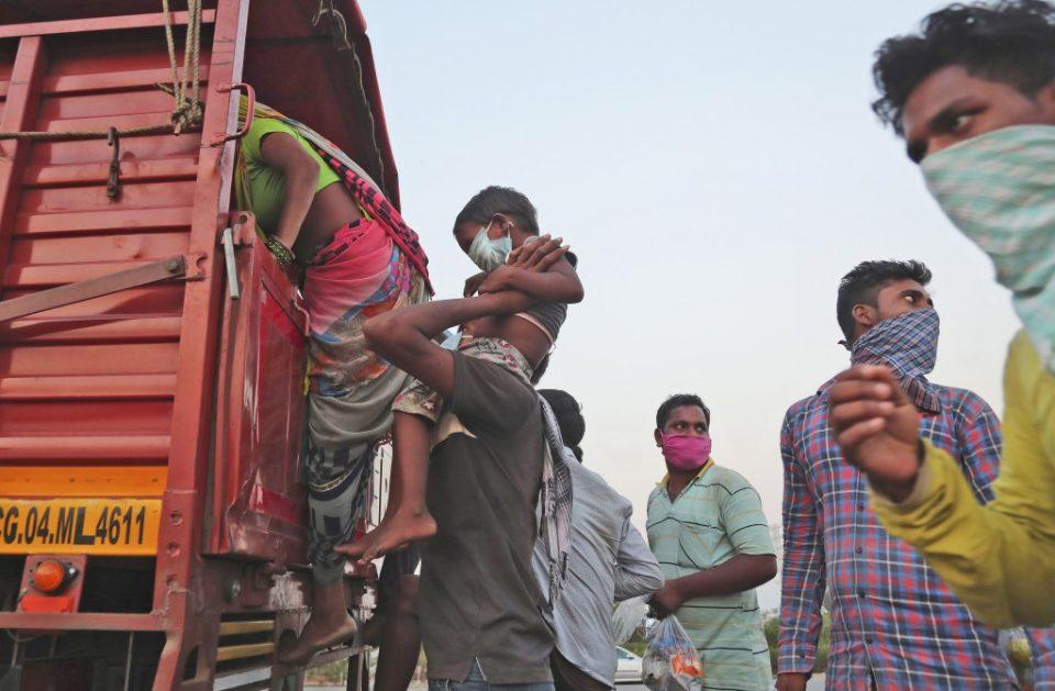 Индија втора во светот по бројот на заразени со Ковид-19