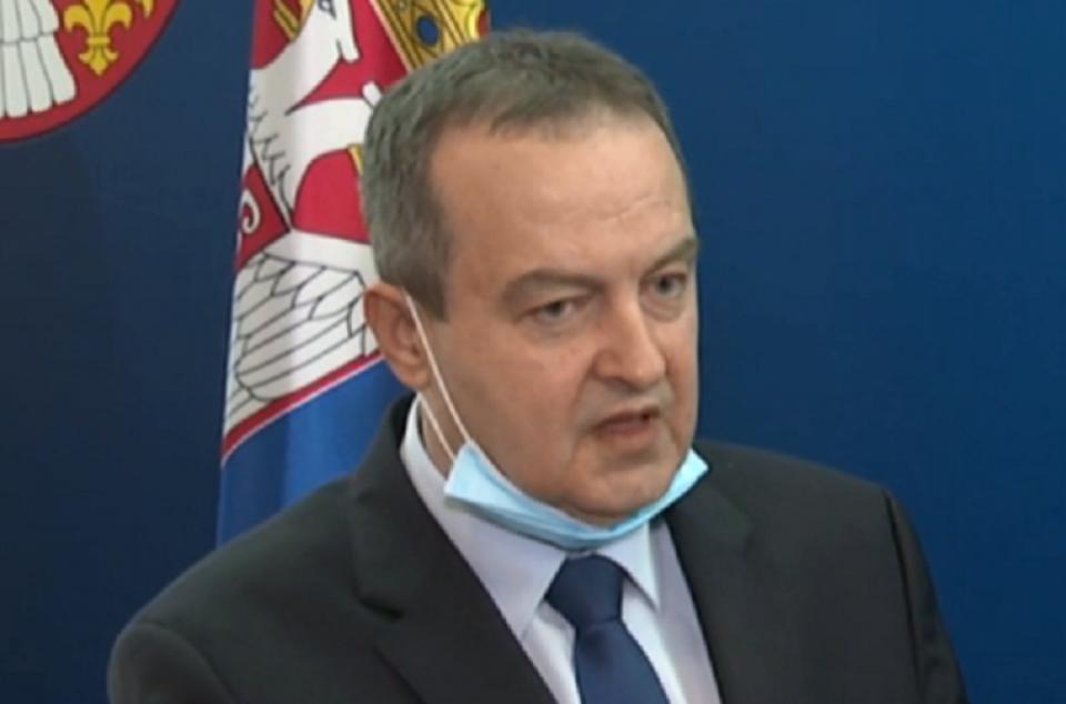 Дачиќ за барањето за признавање на МПЦ: Очекуваме Вселенскиот патријарх да биде против