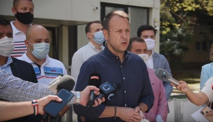 ВМРО-ДПМНЕ поднесе тужби за начинот на верификација на мандатите на дополнителните осум пратеници