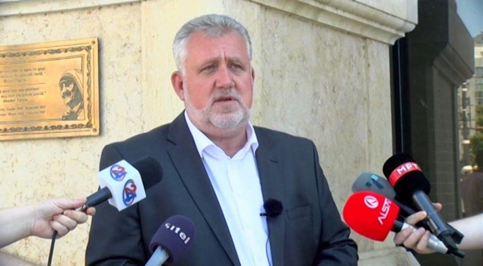 Обвинителството ја отфрли кривичната пријава на Кекеновски против членовите на ДИК