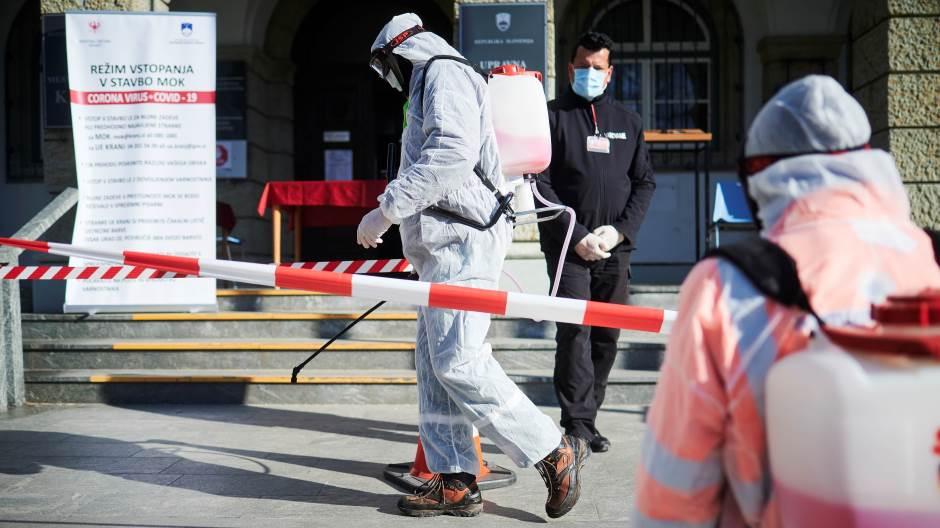 Наместо 14 од денеска десетдневен карантин по влез во Словенија