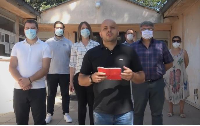 Костовски: Три години од најголемото ветување на Велимир Смилевски, поликлиника во Бутел нема!