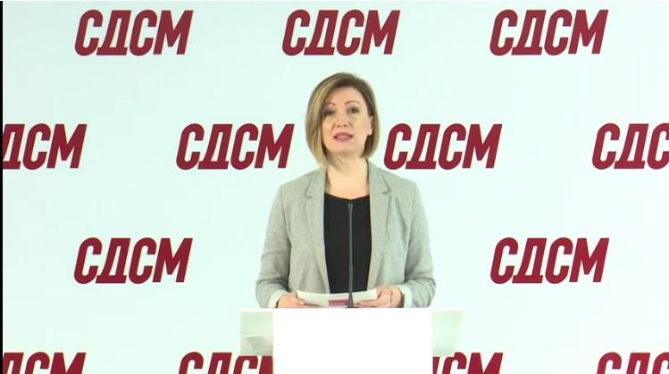Кузеска: Граѓаните добија платежни картички во вредност од 26.8 милиони евра
