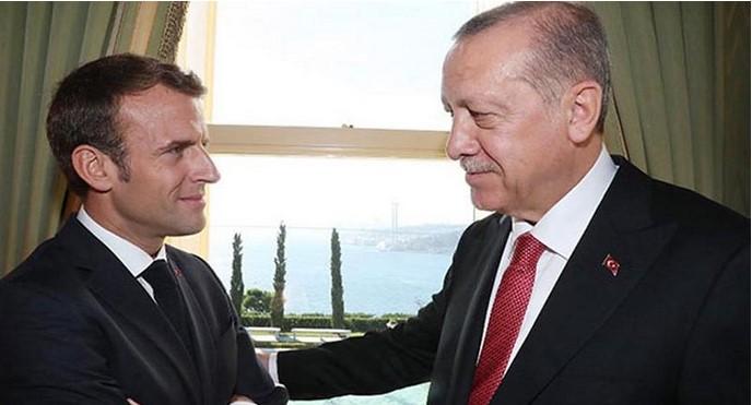 Макрон распали по Ердоган: Турција повеќе не е партнер во источниот Медитеран