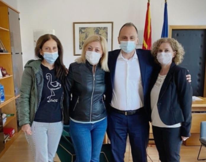 Филипче се сретна со медицинските сестри кои вчера дадоа отказ од Инфективна клиника