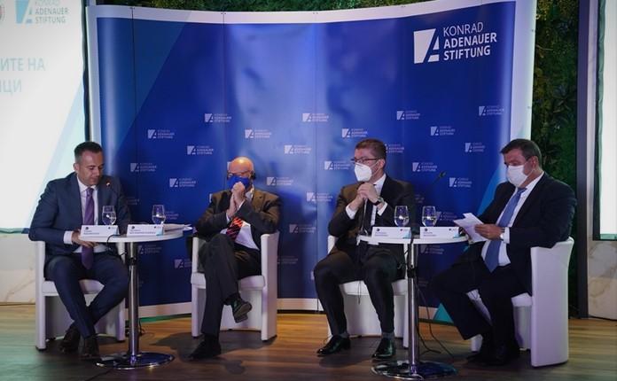 Мицкоски: Европските вредности и стандарди стануваат се подалечни