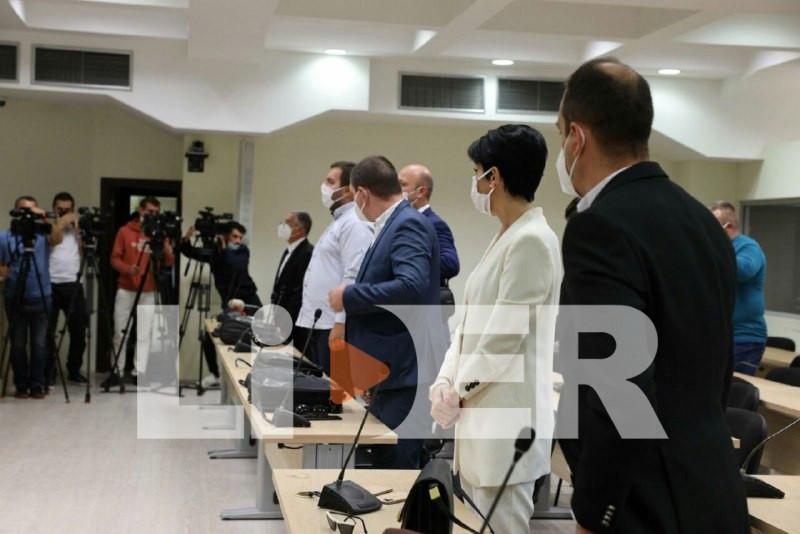"""Груевски се огласи за случајот """"Насилство во Центар"""": Нема правда во Македонија"""