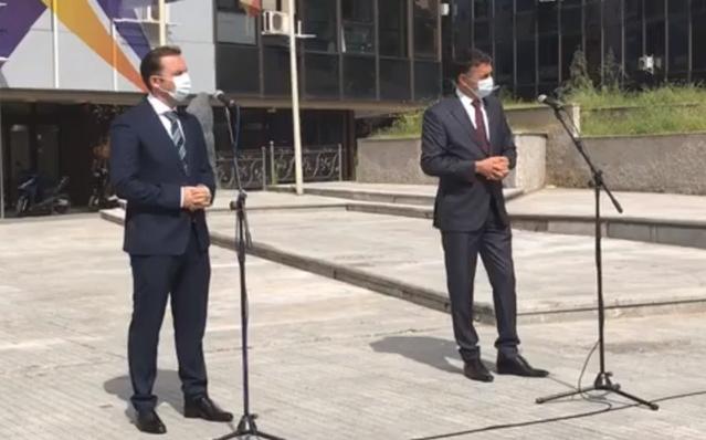Османи контра Димитров: Го повлече Законот за МНР