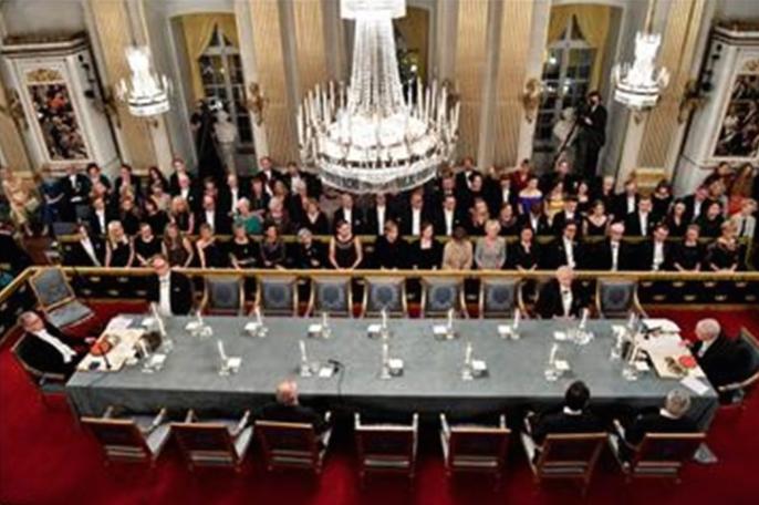 Организаторите на Нобелова награда се откажаа од традиционалната церемонија во Стокхолм