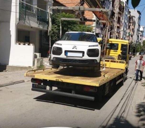 Расте бројот на санкционирани возила во општина Центар