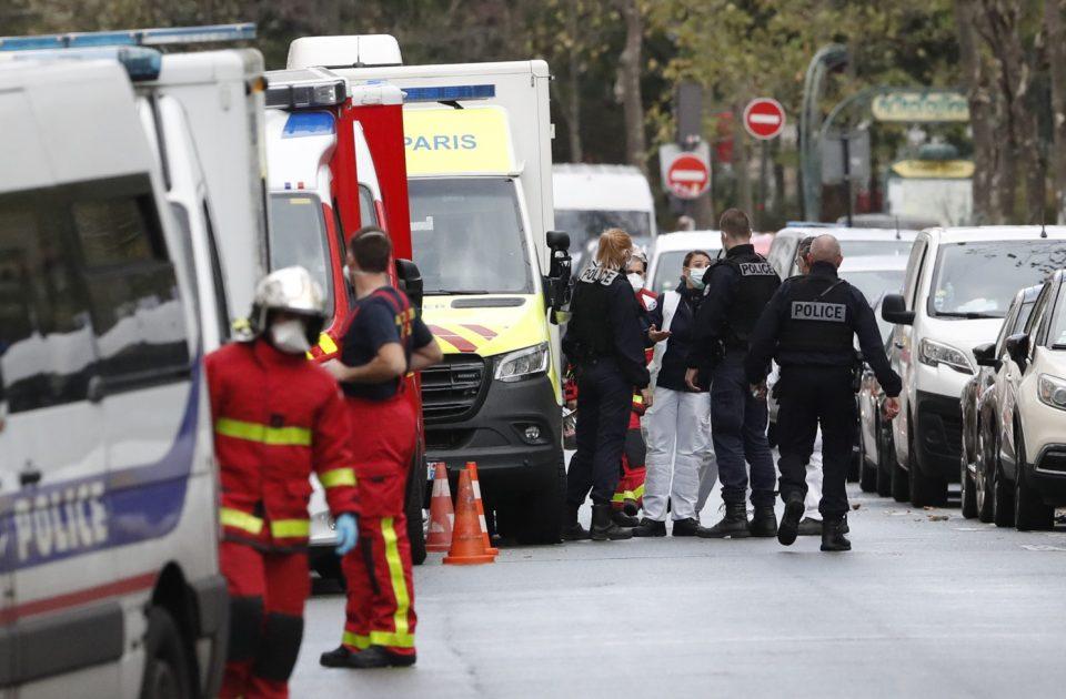 """Нападот со нож што се случи во Париз бил """"исламистички тероризам"""""""