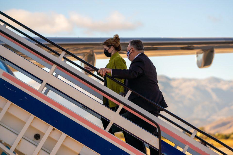 Помпео замина од Грција, двете страни задоволни од напредокот во грчко- американските односи