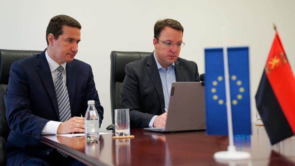 Николоски и Ѓорчев учествуваа на Политичкото Собрание на Европската народна партија