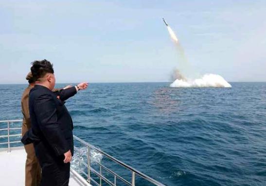 Сеул: Северна Кореја се подготвува за проба на подводна ракета