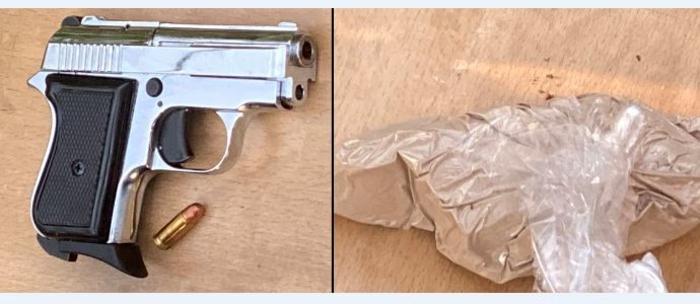 Во Синѓелиќ: Пронајден пиштол и хероин, едно лице приведено