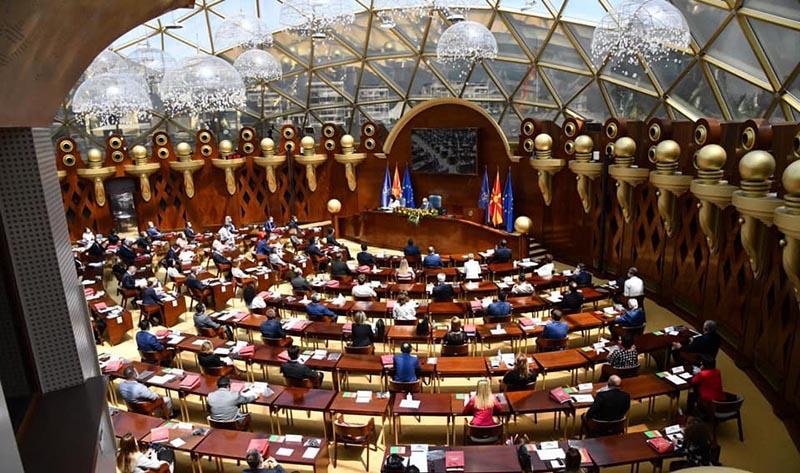 Опозицијата побарала дополнително време да ги разгледа измените на Законот за заштита од заразни болести