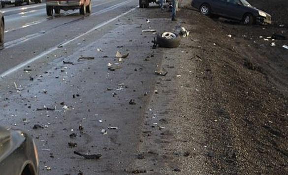 Едно лице загина во сообраќајка на излезот од Гевгелија