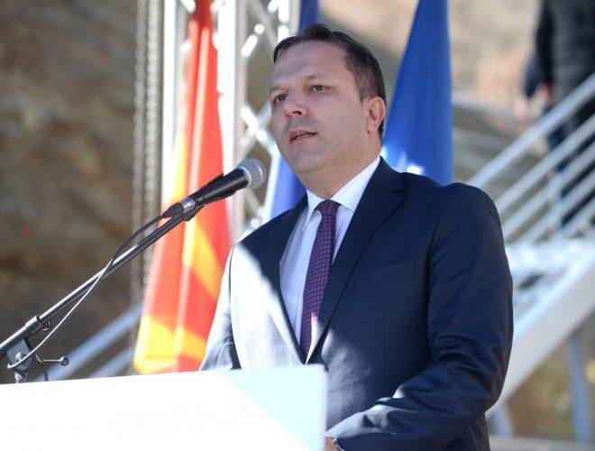 Спасовски: Непочитувањето на мерки за самоизолација и изолација повлекува кривична одговорност