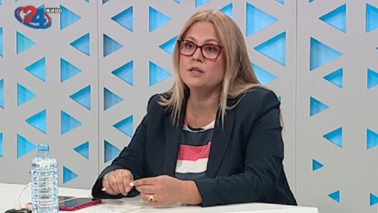 Стојаноска: Ќе ја разгледаме можноста за импичмент на претседателот Пендаровски