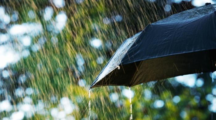 Сончево, попладне пороен дожд и грмежи