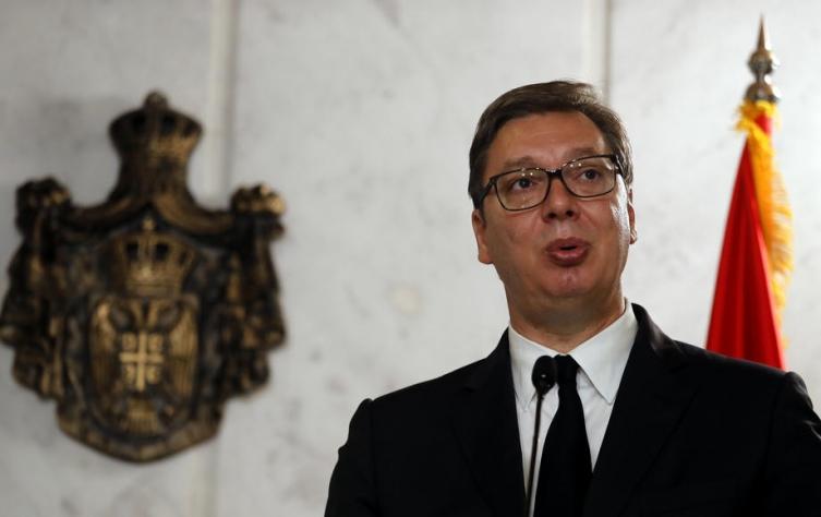 Вучиќ: Ќе видам дали ќе имаме вонредни парламентарни избори во 2022 година