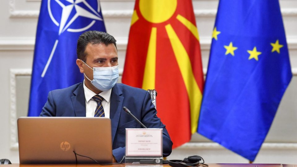 ВМРО-ДПМНЕ: Владата на Заев не е подготвена за вториот бран на Ковид-19