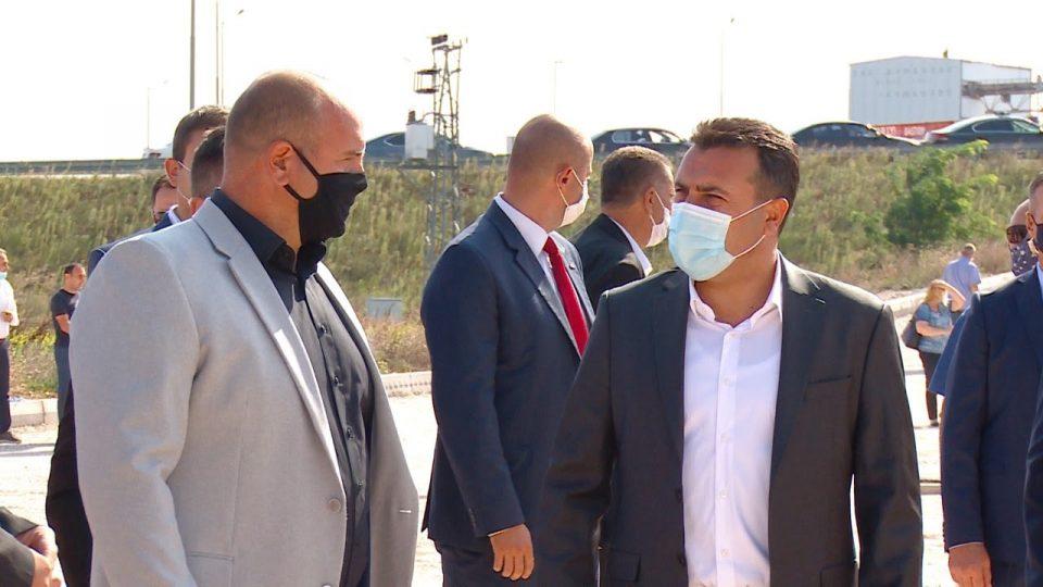 Заев ги повика бизнисмените да инвестираат во атрактивна зона во Куманово