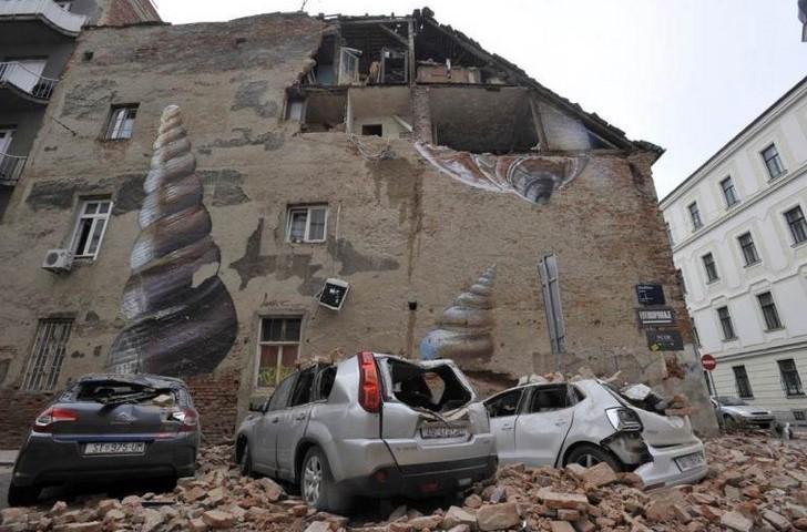 Загреб може да биде погоден од земјотрес 30 пати посилен од оној во март!