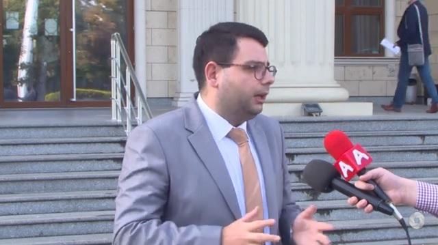 (ВИДЕО) Златев: Јас не издадов државна тајна, туку злоупотреба на тајните служби