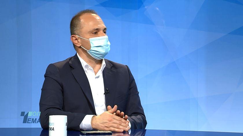 Филипче апелира приватните лаборатории да ги намалат цените на тестовите за Ковид-19