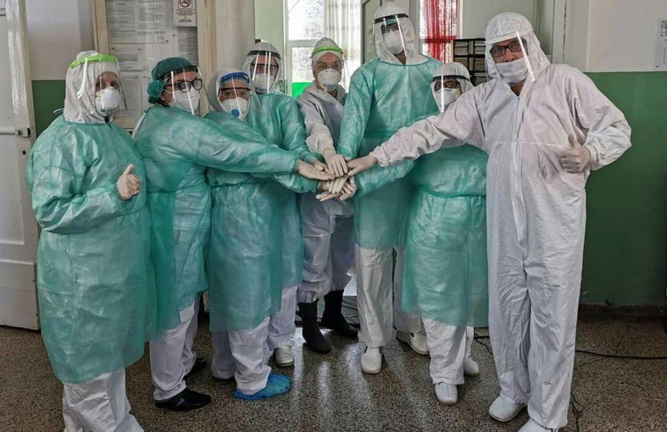 """Медицински сестри изоставени за наградата """"13 Ноември"""": Разочарувачки, се уште сме невидливи за нашата земја"""