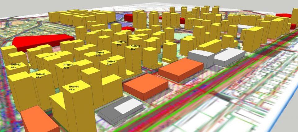Шилегов: Во новите згради кај Расадник ќе има 8.000 луѓе, 33 проценти од површината ќе остане зелена