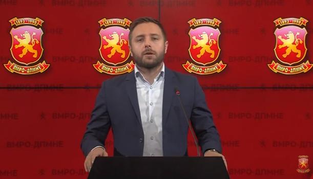 Арсовски: Димова да ги објави јавно сите документи за спорните проекти