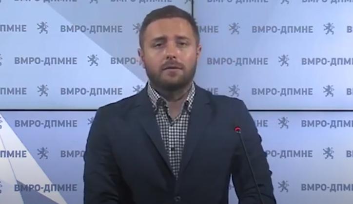 (ВИДЕО) Арсовски: Додека граѓаните преживуваат со минималец од 250 евра, функционери земаат плати над 2.000 евра месечно
