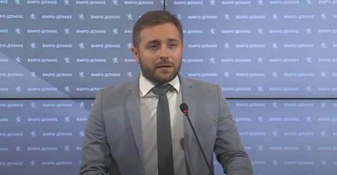 (ВИДЕО) Арсовски: Зошто функционерите на СДСМ молчат колкави плати земаат!?