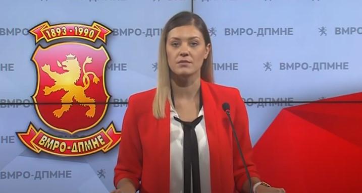 (ВИДЕО) Митева: Оставката е повеќе од очекувана и неминовна за министерката Мила Царовска
