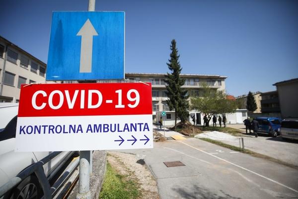 Во Словенија 1.113 новозаразени: Се зголемува бројот на пациенти во болниците