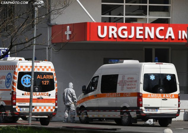 Во Албанија 795 новозаразени  и 17 починати од Ковид-19