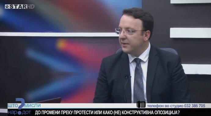 Николоски: ВМРО-ДПМНЕ убедливо ќе победи во Штип