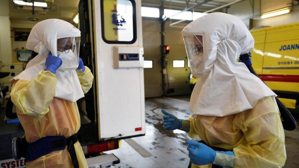 Белгија го надмина мартовскиот рекорден број на новозаболени со Ковид-19